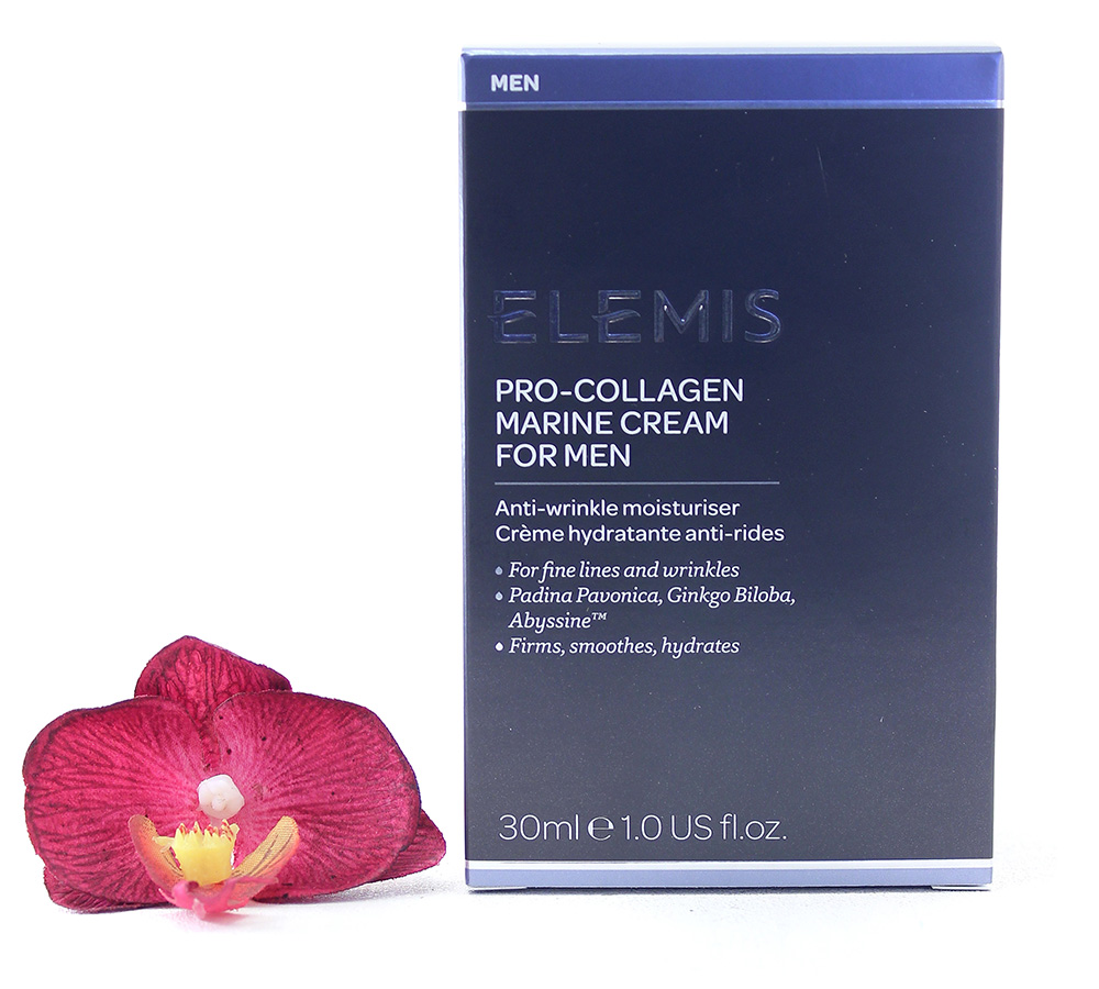 EL50205 Elemis Pro-Collagen Marine Cream For Men 30ml