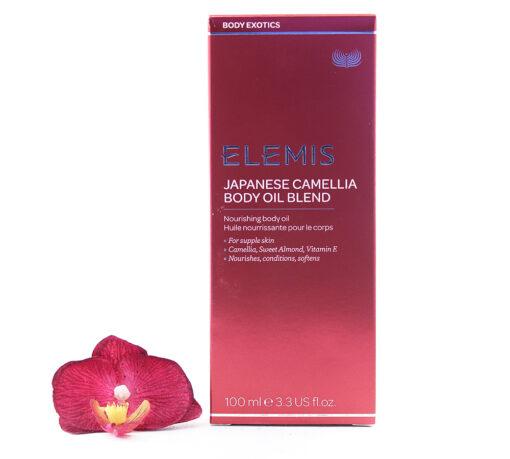 EL50763-510x459 Elemis Body Exotics - Japanese Camellia Body Oil Blend 100ml