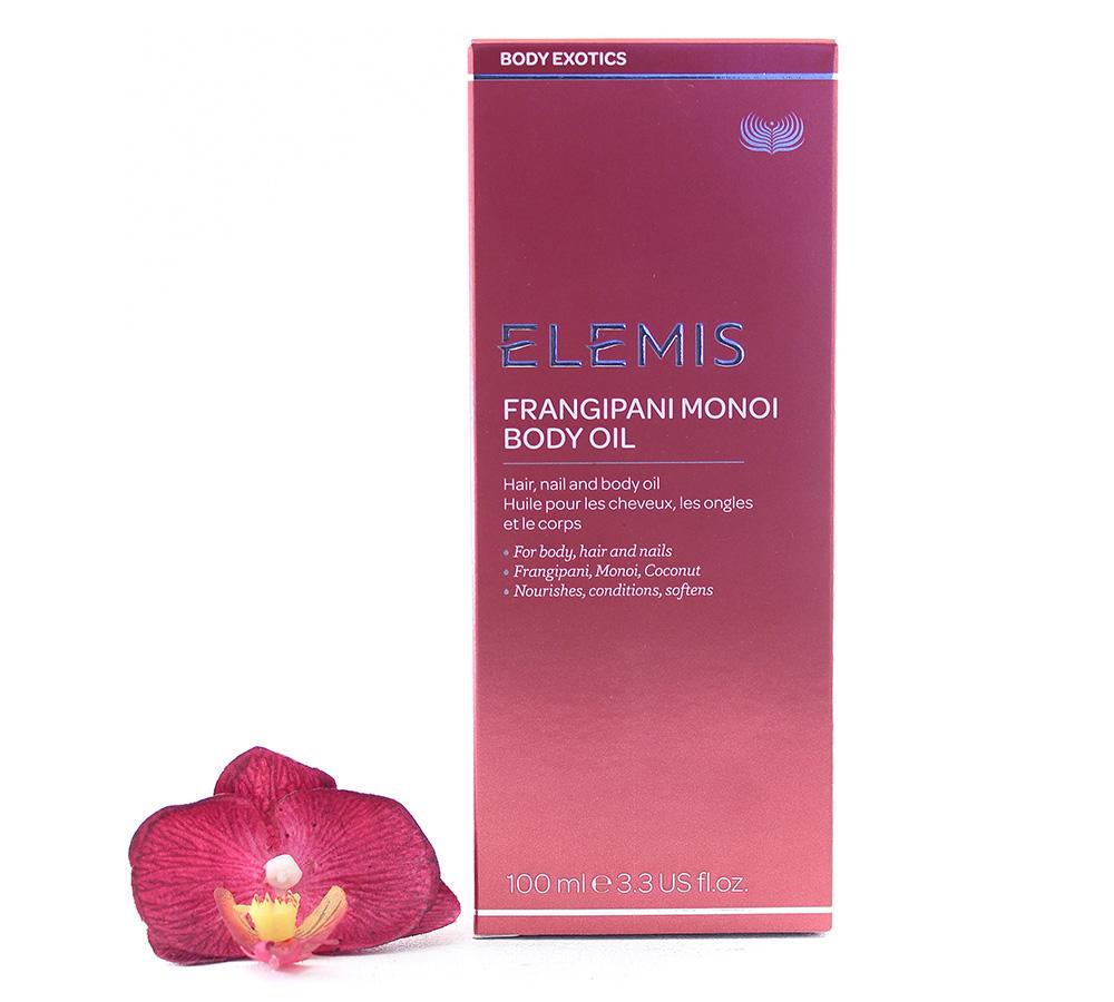 EL50764 Elemis Body Exotics - Frangipani Monoi Body Oil 100ml