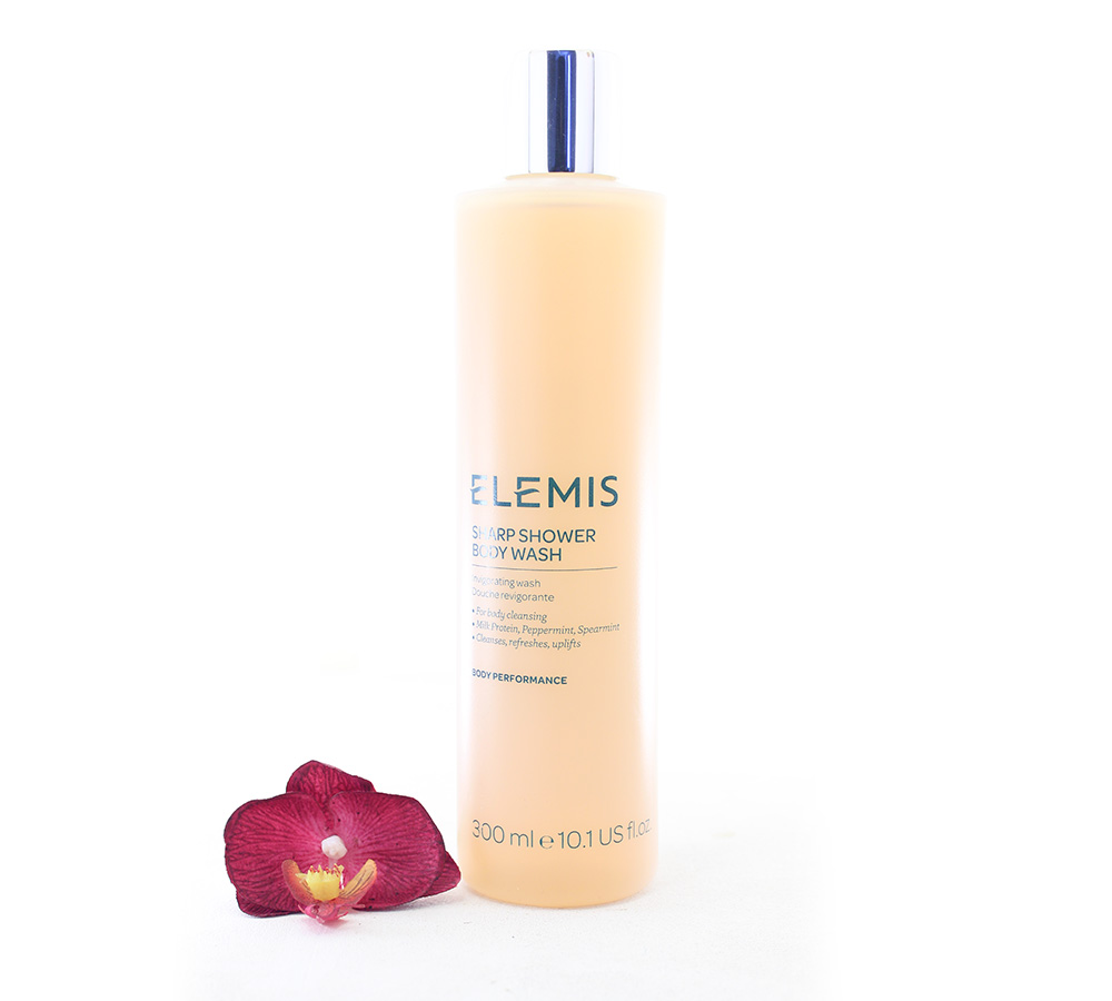 EL50869 Elemis Sharp Shower Body Wash - Invigorating And Uplifting Wash 300ml