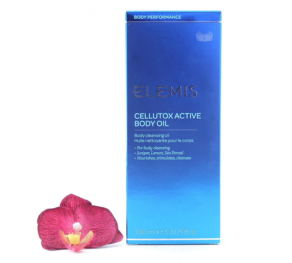 EL50876 Elemis Body Performance - Cellutox Active Body Oil 100ml