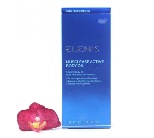 EL50877-510x459 Elemis Body Performance - Musclease Active Body Oil 100ml