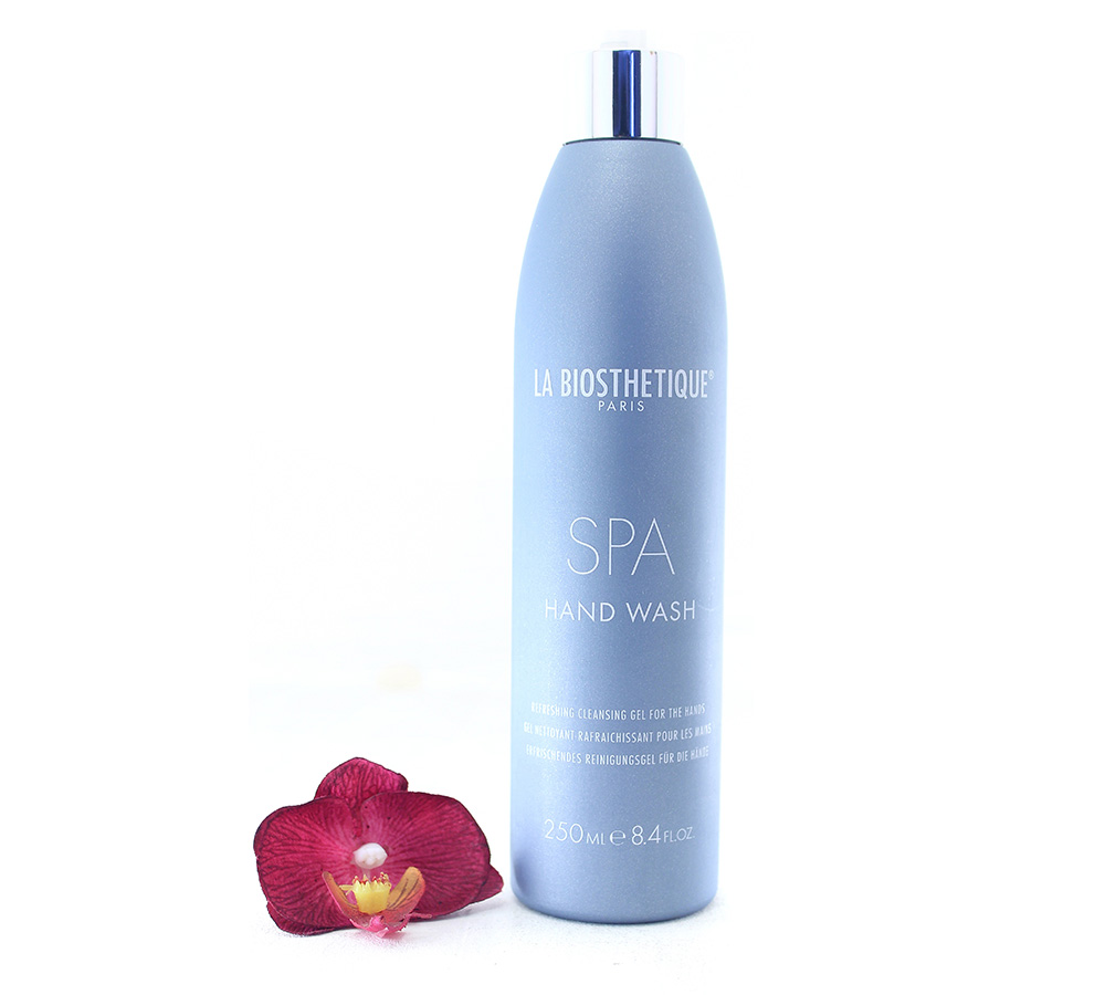 003902 La Biosthetique SPA - Hand Wash Refreshing Cleansing Gel For The Hands 250ml