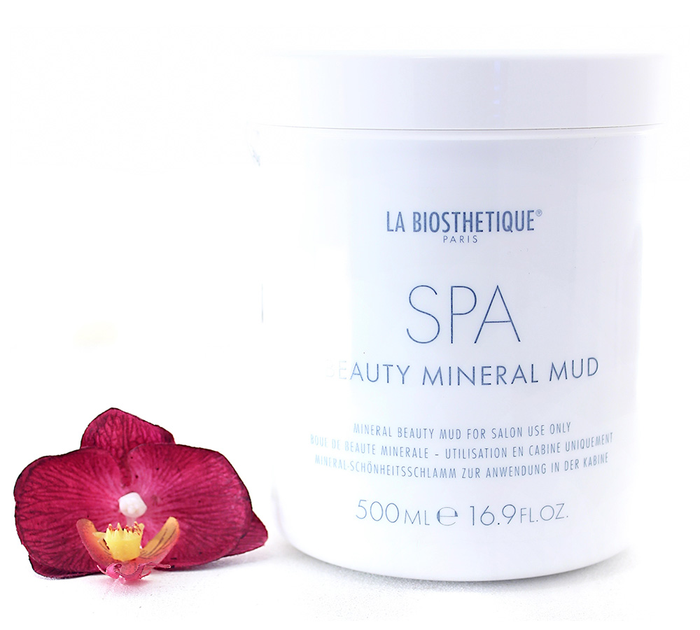 005292 La Biosthetique SPA - Beauty Mineral Mud 500ml