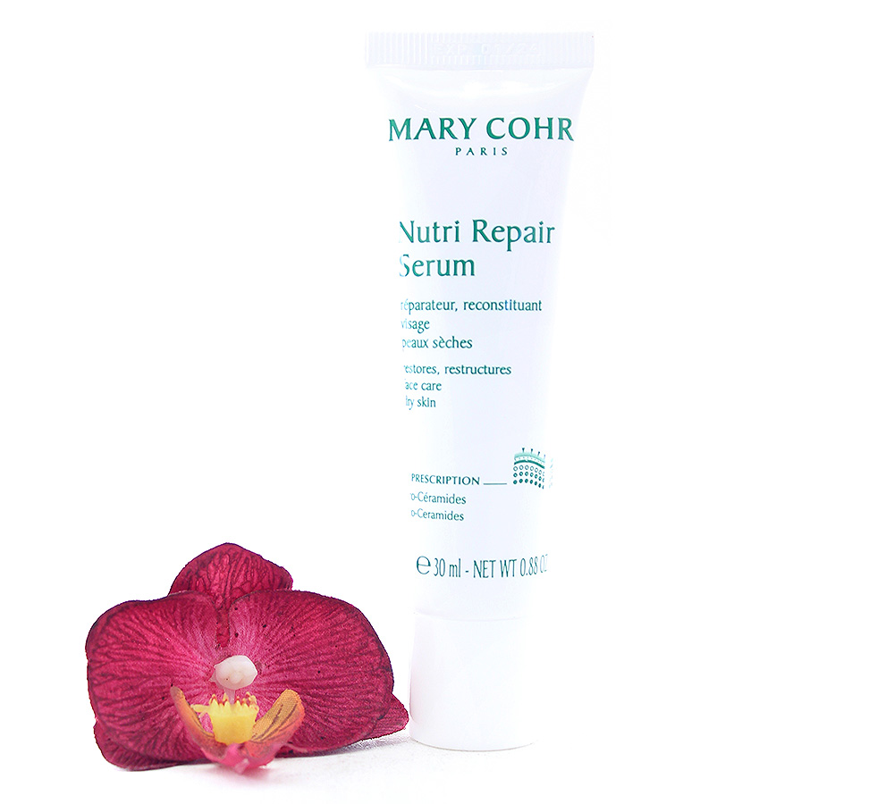 792550 Mary Cohr Nutri Repair Serum - Restores Restructures Face Care 30ml