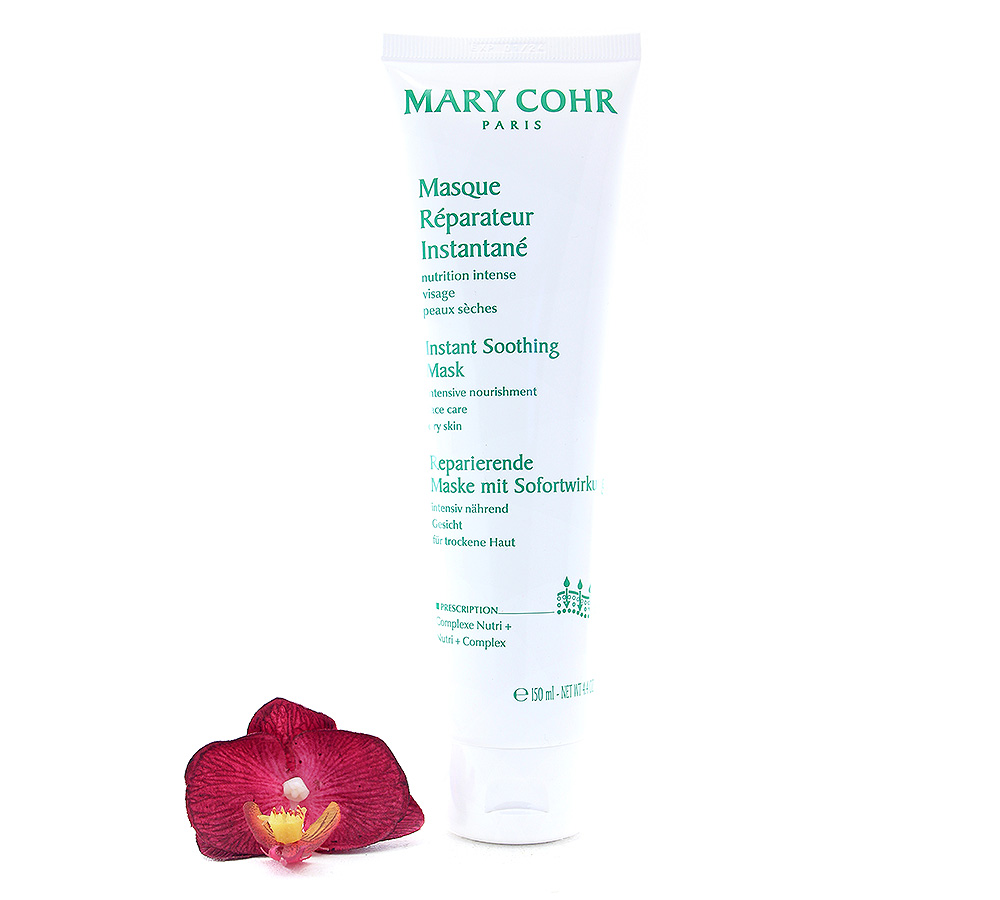 792560 Mary Cohr Instant Soothing Mask - Intensive Nourishment Face Care 150ml