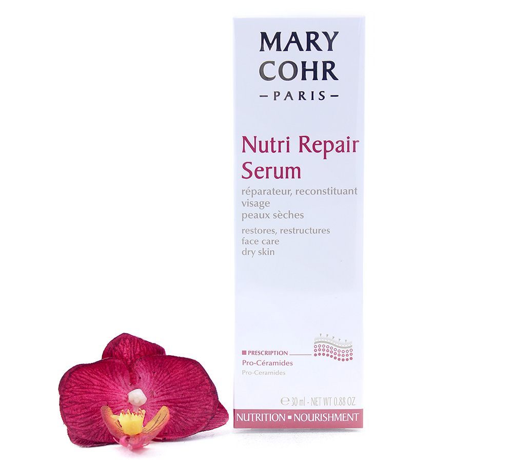 894510 Mary Cohr Nutri Repair Serum - Restores Restructures Face Care 30ml