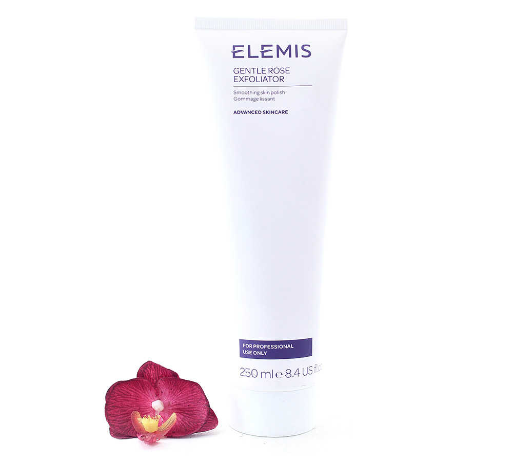 EL01262 Elemis Advanced Skincare - Gentle Rose Exfoliator 250ml