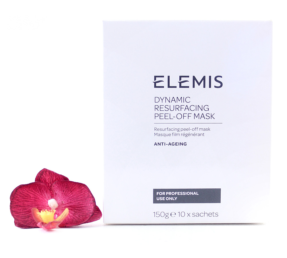 EL01715 Elemis Anti-Ageing - Dynamic Resurfacing Peel-Off Mask 10x15g