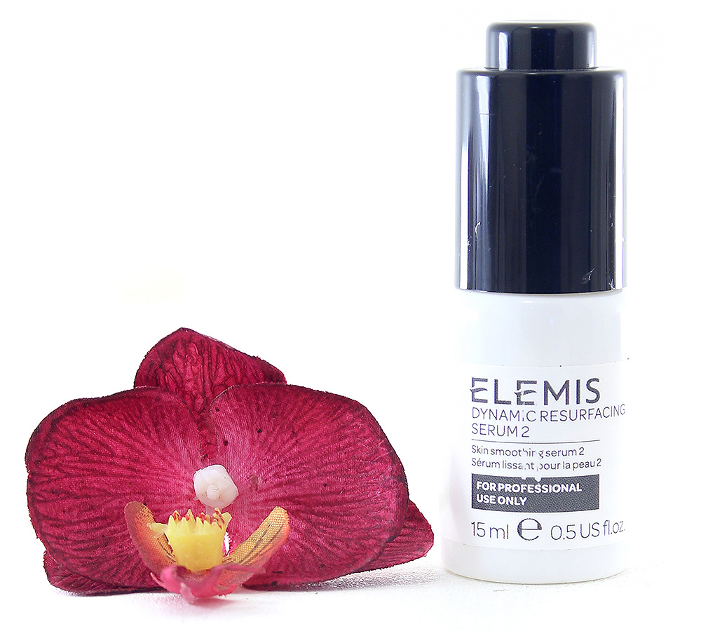 EL01718 Elemis Dynamic Resurfacing Serum 2 - Skin Smoothing Serum 15ml