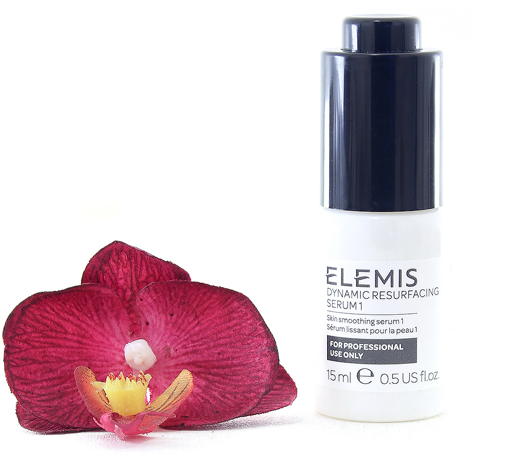 EL01719 Elemis Dynamic Resurfacing Serum 1 - Skin Smoothing Serum 15ml