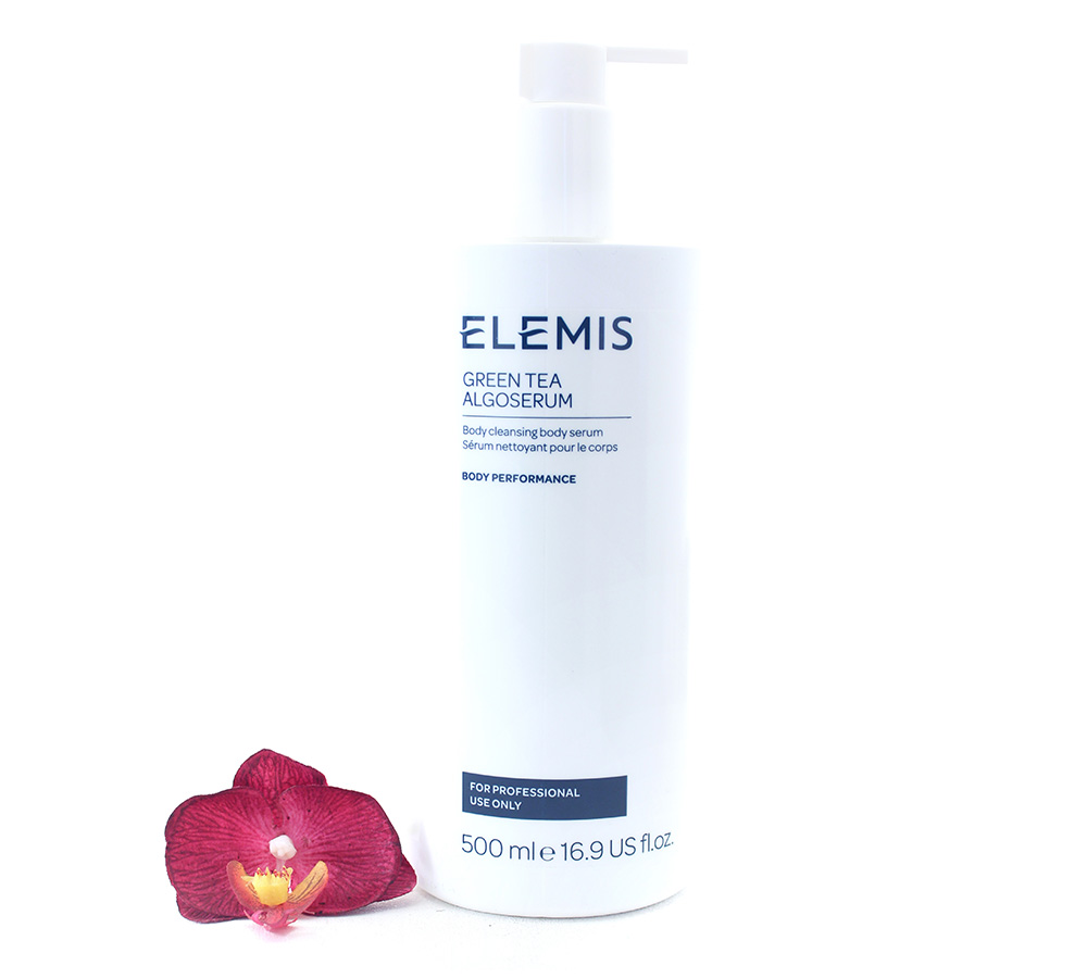 EL01833 Elemis Green Tea Algoserum - Cleansing Body Serum 500ml