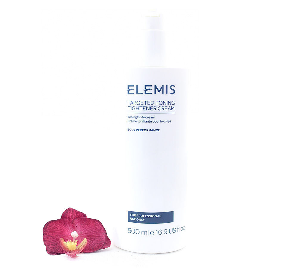 EL01851 Elemis Body Performance - Targeted Toning Cellulite Cream 500ml