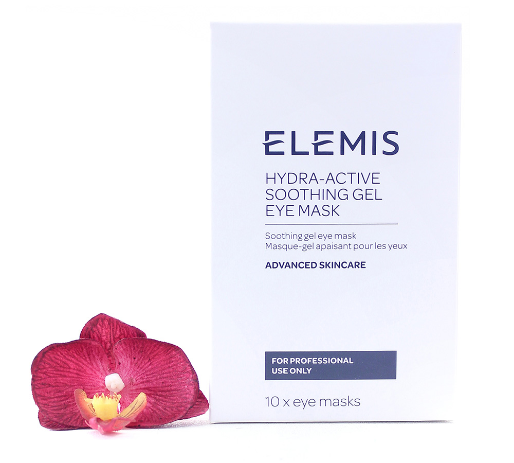 EL01912 Elemis Advanced Skincare - Hydra-Active Soothing Gel Eye Mask 10pcs