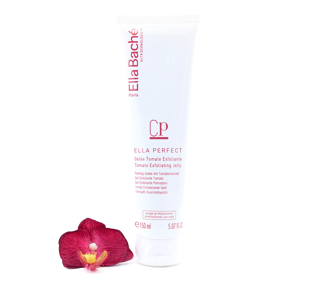 KE17006 Ella Bache CP Ella Perfect - Tomato Exfoliating Jelly 150ml