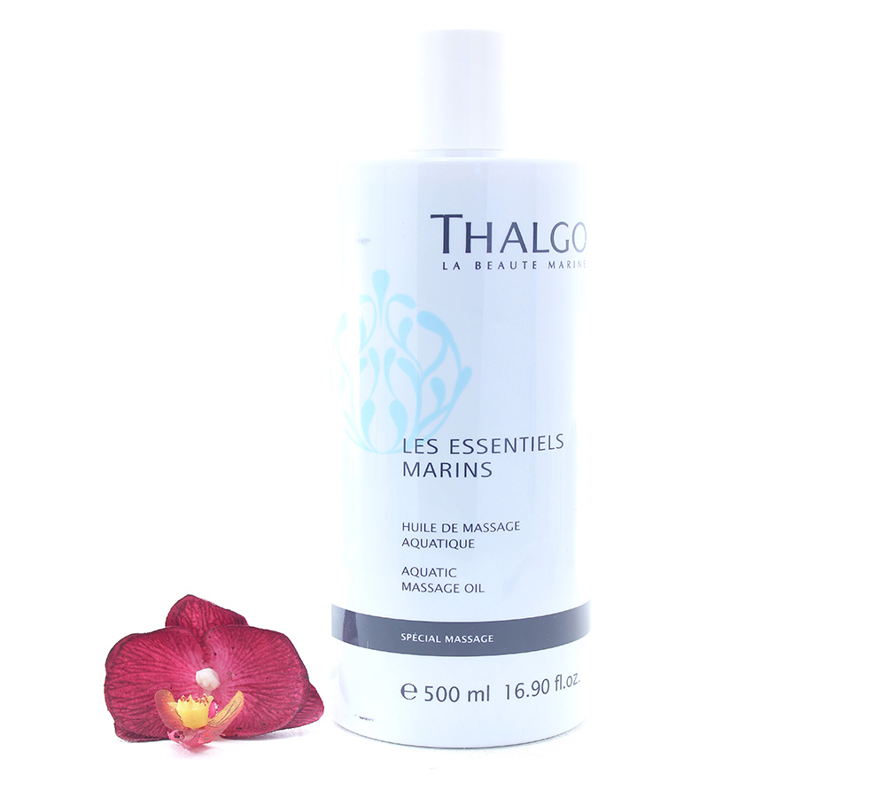 KT17019 Thalgo Les Essentiels - Aquatic Massage Oil 500ml