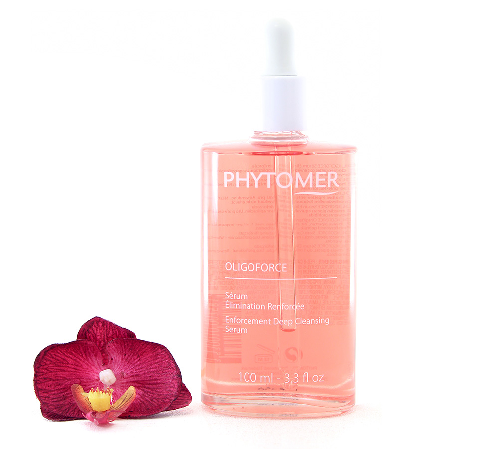 PFOCP081 Phytomer Oligoforce - Enforcement Deep Cleansing Serum 100ml
