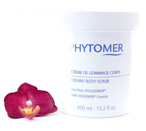 PFSCP184-510x459 Phytomer Creamy Body Scrub With Oligomer Crystals 450ml