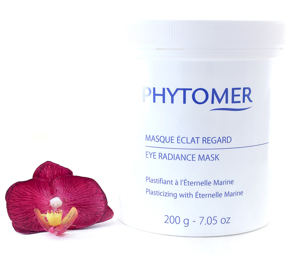 PFSVP005 Phytomer Eye Radiance Mask - Plasticizing With Eternelle Marine 200gr