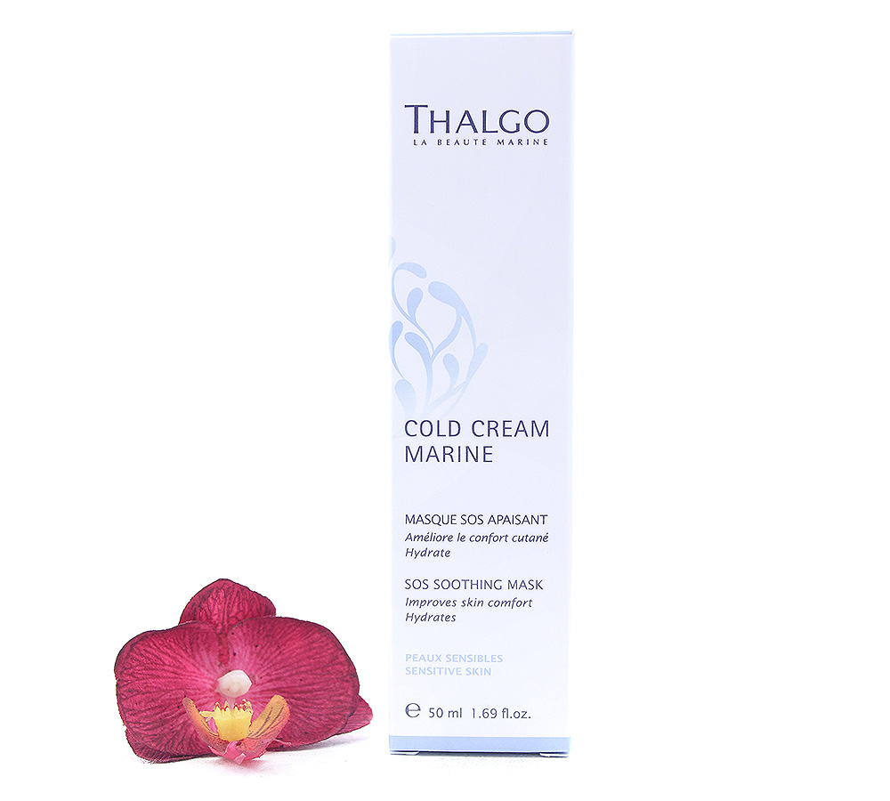 VT17029 Thalgo Cold Cream Marine SOS Soothing Mask 50ml