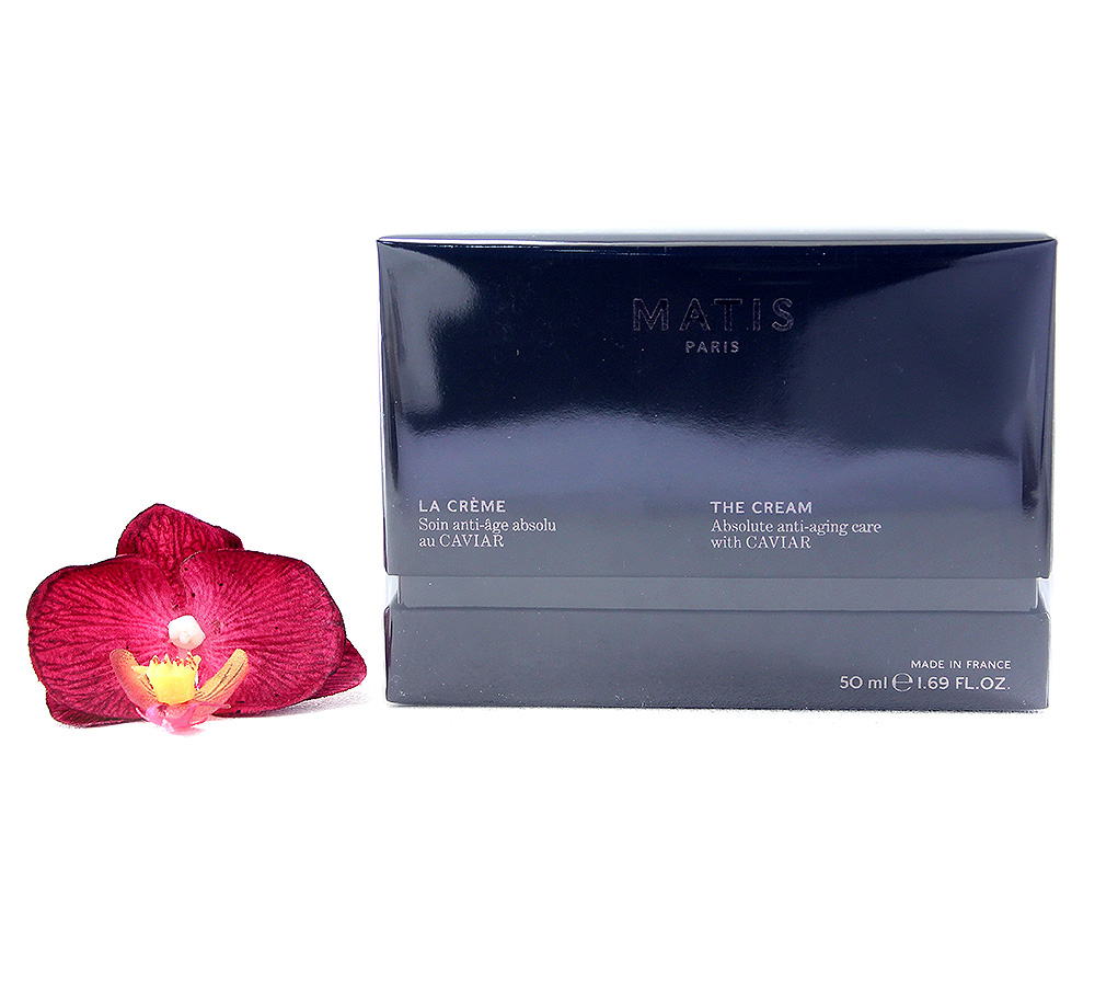 A0210031 Matis The Cream - Absolute Anti-Aging Care With Caviar 50ml