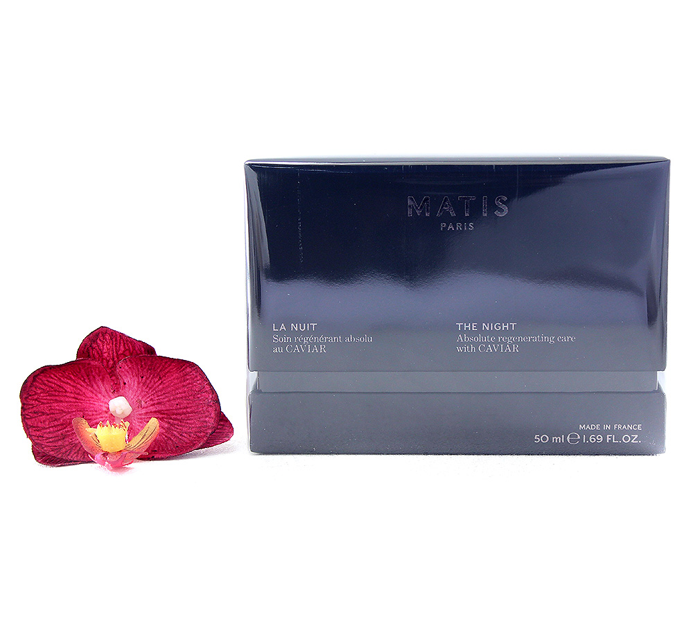 A0210041 Matis The Night - Absolute Regenerating Care With Caviar 50ml