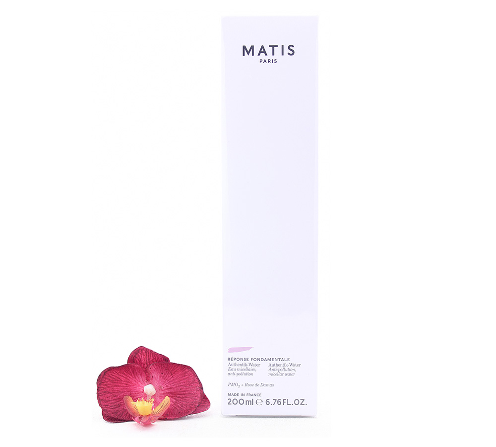 A0410011 Matis Reponse Fondamentale - Authentik-Water Micellar Water 200ml