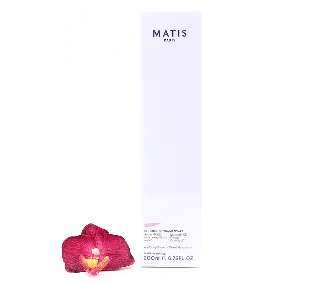 A0410051 Matis Reponse Fondamentale - Authentik-Oil Comfort Cleansing Oil 200ml