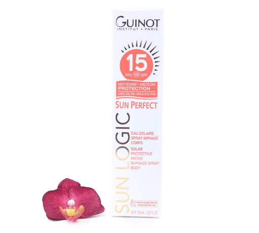26515300-510x459 Guinot Sun Logic SPF15 - Solar Protective Water Bi-Phase Spray Body 150ml
