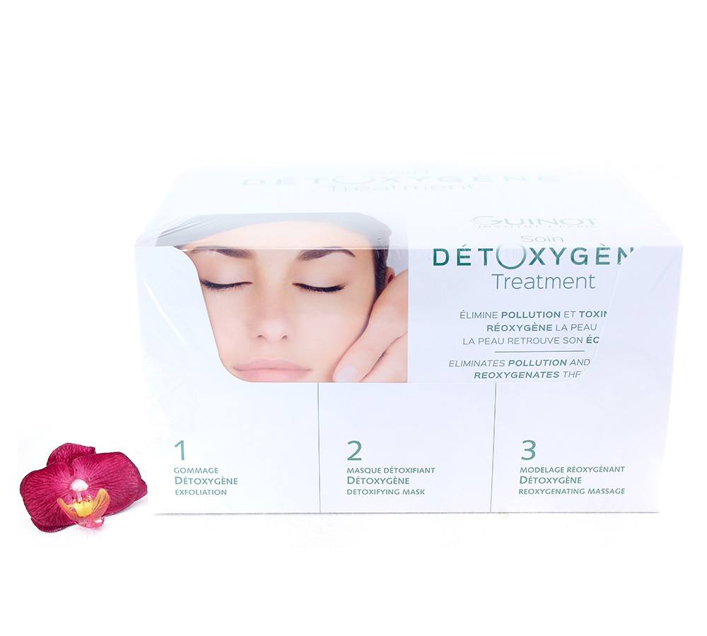 26522301 Guinot Soin Detoxygene Treatment Set