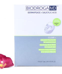 45446-247x296 Biodroga MD Clear+ Clarifying Sheet Mask For Impure Skin 5x16ml