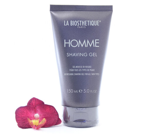 003297-510x459 La Biosthetique Homme - Shaving Gel 150ml