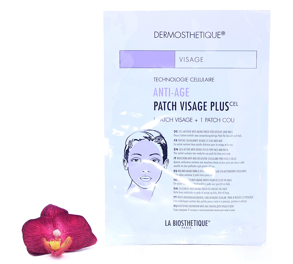 005687 La Biosthetique Anti-Age Patch Visage Plus 1 patch