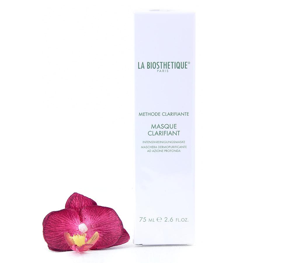 027113 La Biosthetique Methode Clarifiante Masque Clarifiant - Smooth Purifying Mask 75ml