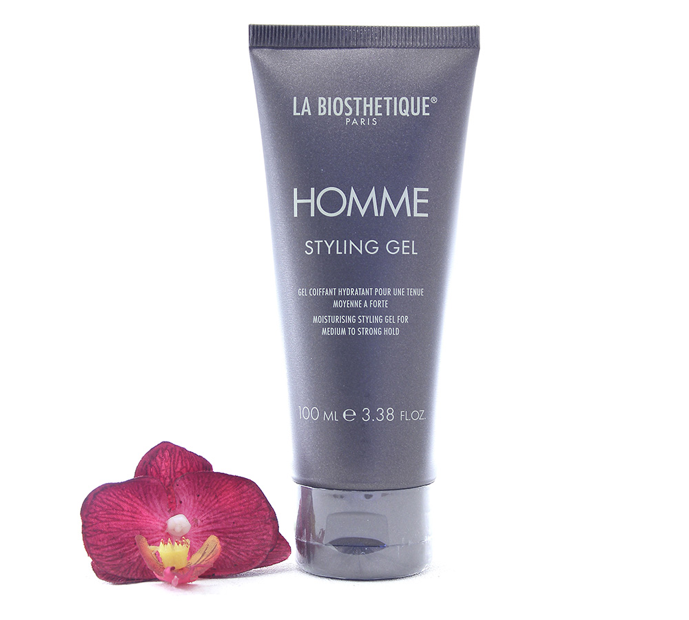 110527 La Biosthetique Homme Styling Gel 100ml