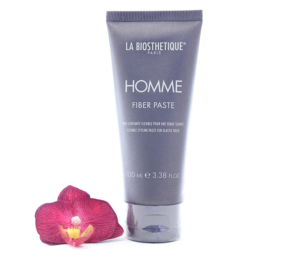 110655 La Biosthetique Homme - Fiber Paste 100ml