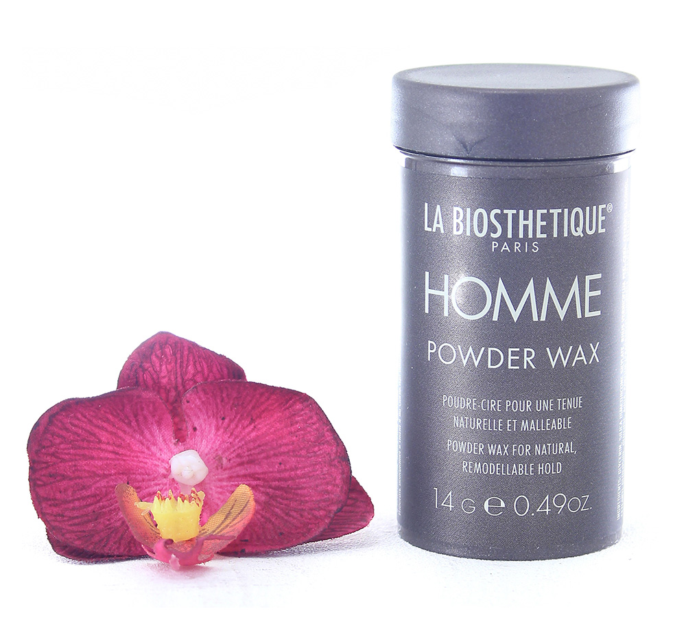 110673 La Biosthetique Homme - Powder Wax 14g