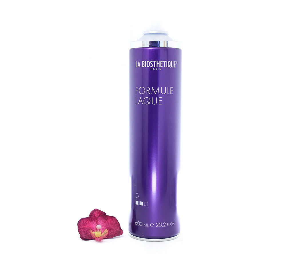 113977 La Biosthetique Formule Laque Hairspray 600ml