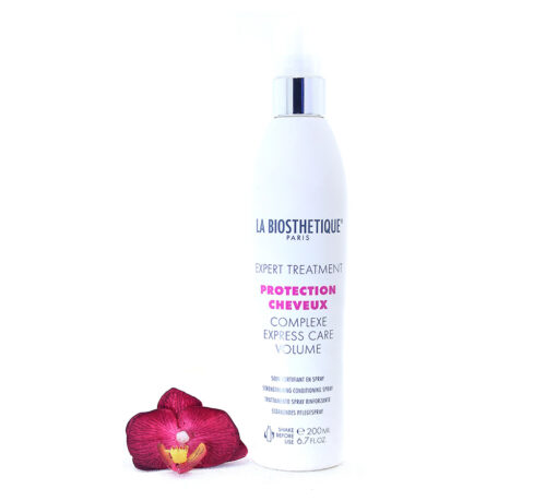 120573-510x459 La Biosthetique Expert Treatment Protection Cheveux Complexe Express Care Volume 200ml