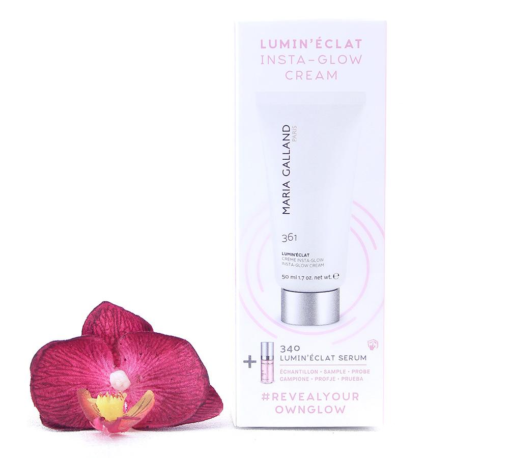 19002181 Maria Galland 361 Lumin Eclat Insta-Glow Cream 50ml