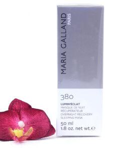19002182-247x296 Maria Galland 380 Lumin'Eclat Overnight Recovery Sleeping Mask 50ml