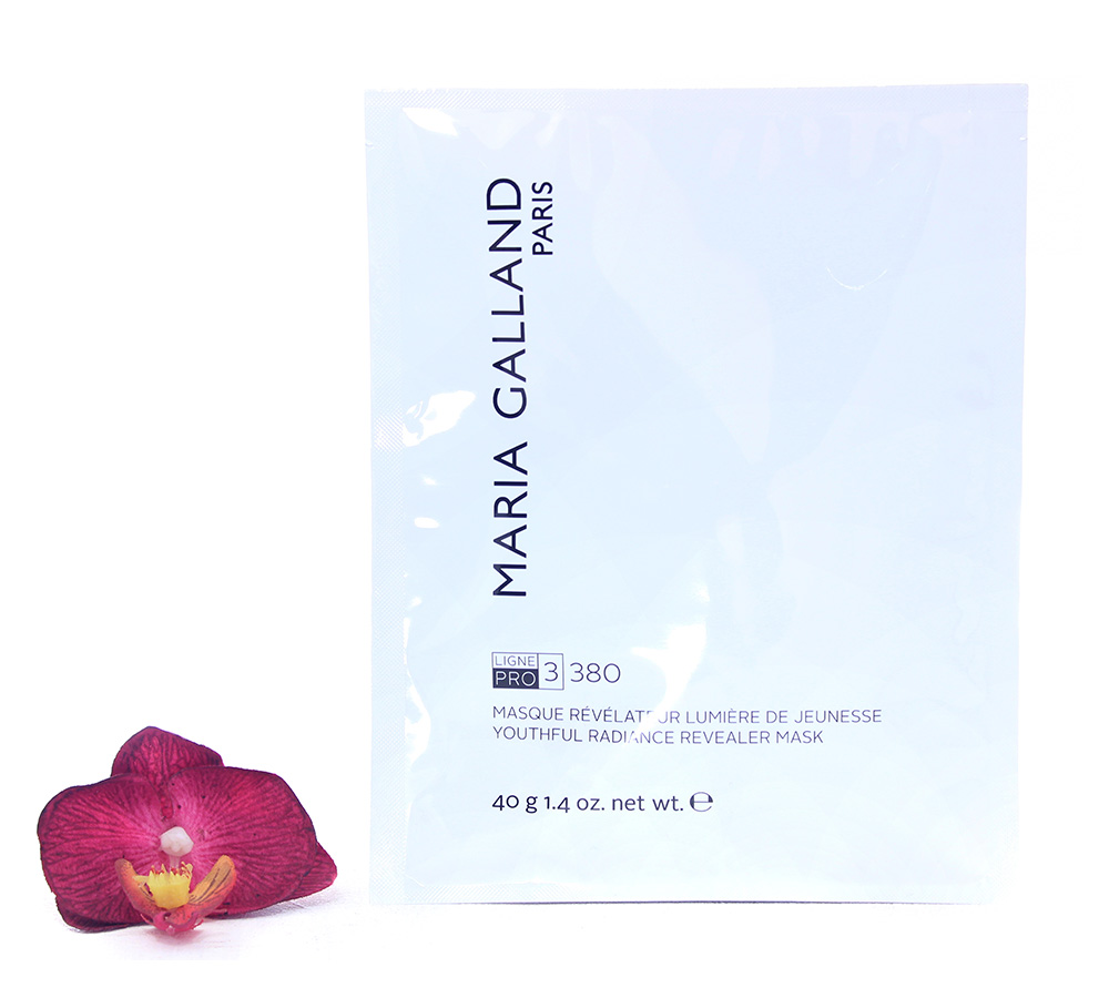 19021921 Maria Galland 3380 Youthful Radinace Revealer Mask 40g