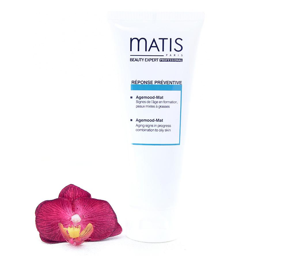 57490 Matis Reponse Preventive - Agemood-Mat Cream 100ml