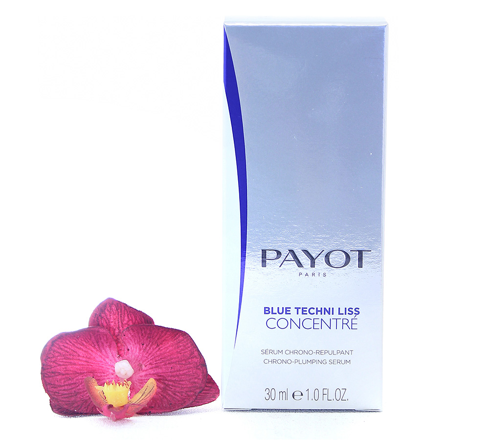 65116824 Payot Blue Techni Liss Concentre - Chrono-Plumping Serum 30ml