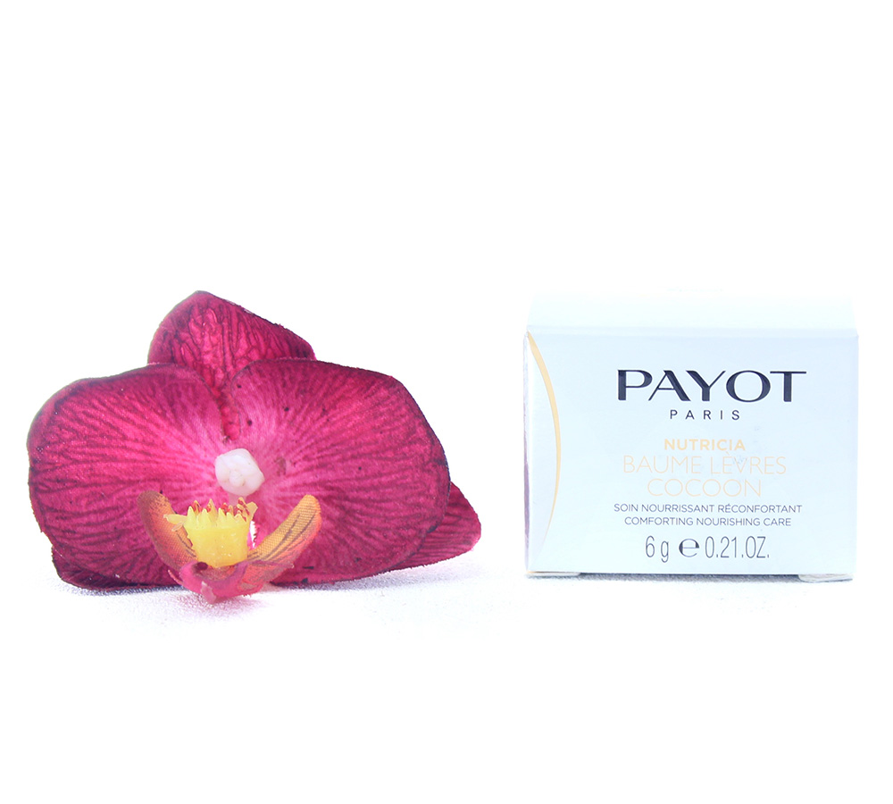 65117048 Payot Nutricia Baume Levres Cocoon - Comforting Nourishing Care 6g