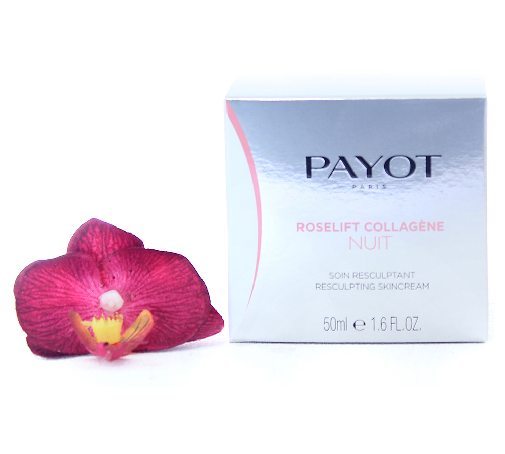 65117145 Payot Roselift Collagene Nuit - Resculpting Skincream 50ml
