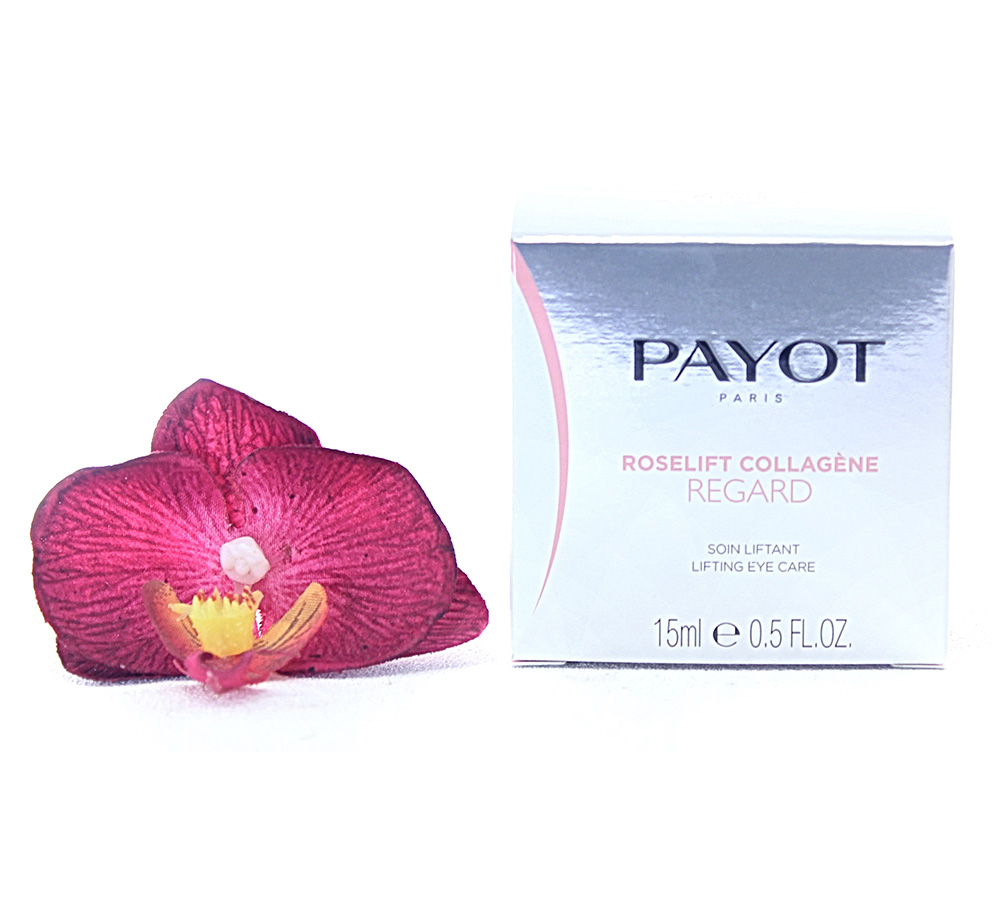 65117291 Payot Roselift Collagene Regard - Lifting Eye Care 15ml