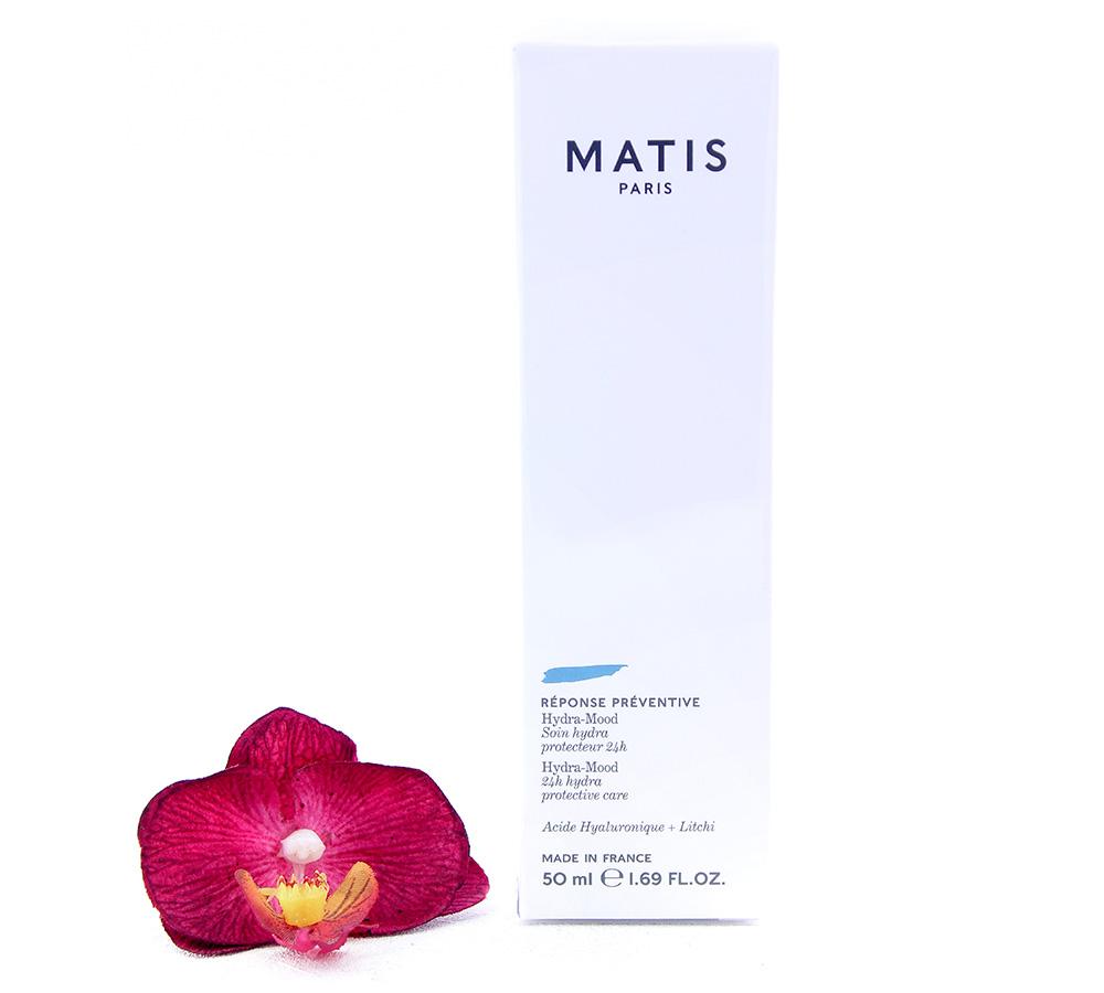 A0510101 Matis Reponse Preventive - Hydra Mood 24h Protective Care 50ml