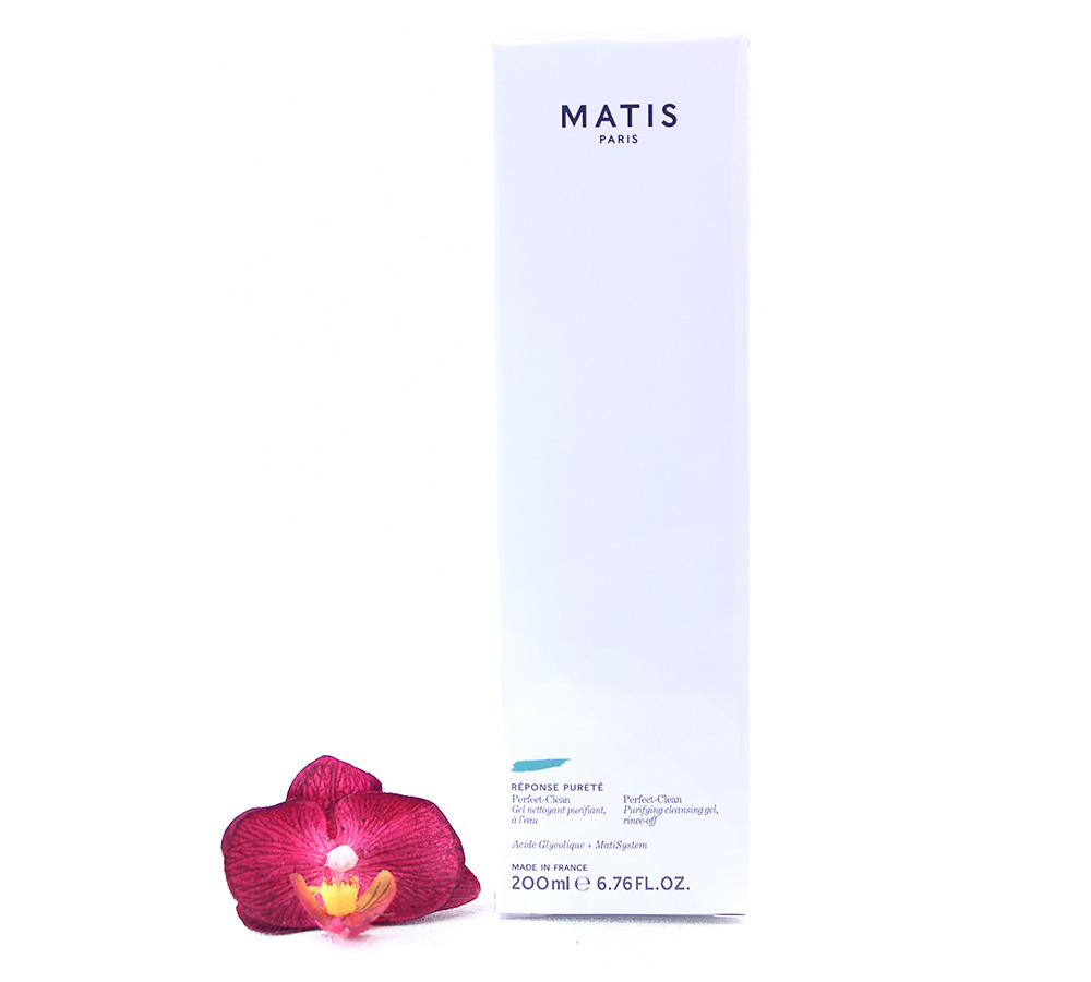 A0610031 Matis Reponse Purete Perfect-Clean - Purifying Cleansing Gel 200ml