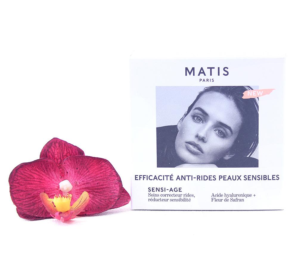 A0810011 Matis Reponse Delicate – Sensi-Age Cream 50ml